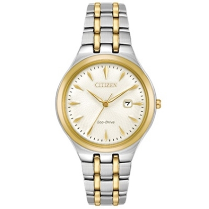 Picture of Citizen Eco-Drive Corso Two-Tone Watch