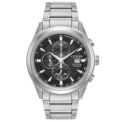 Picture of Citizen Eco-Drive Chandler Super Titanium Watch
