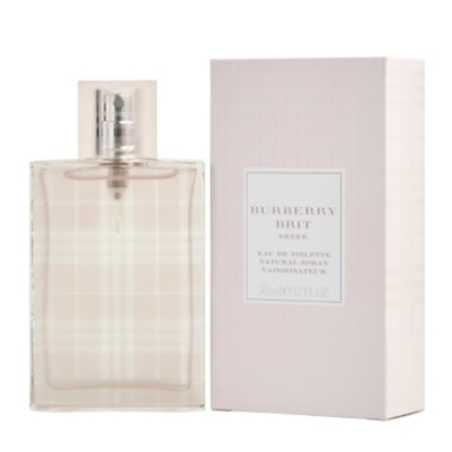 Picture of Burberry Brit Sheer Women's EDT - 1.7 oz.