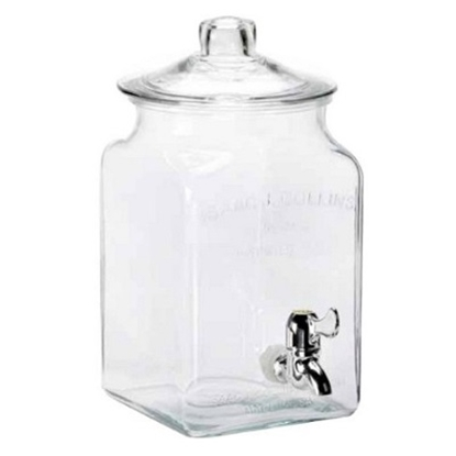 Picture of Anchor Hocking 1.5-Gallon J. Collins Beverage Dispenser