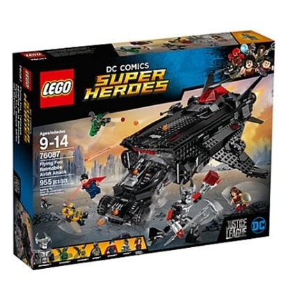 Picture of LEGO® Flying Fox: Batmobile Airlift Attack