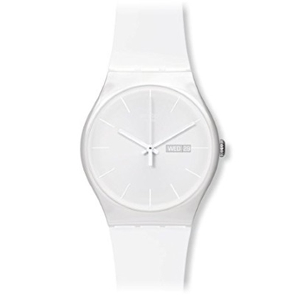 Picture of Swatch® ''White Rebel'' Watch