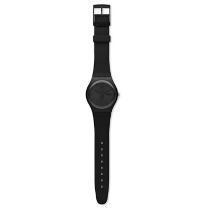 Picture of Swatch® ''Black Rebel'' Watch