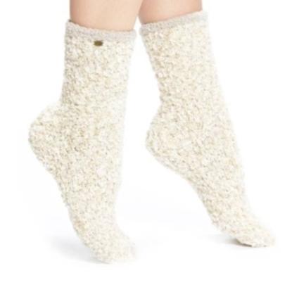 Picture of UGG® Ladies' Cozy Chenille Sock - Cream