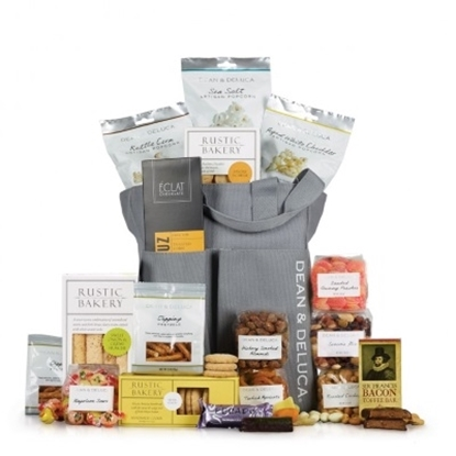 Picture of Dean & Deluca® Sweet & Savory Snack Tote