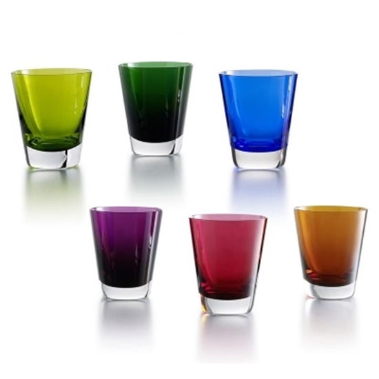 Picture of Baccarat Mosaique Tumblers - Set of 6