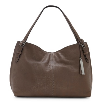 Picture of Vince Camuto Aniko Satchel - Fossil Grey