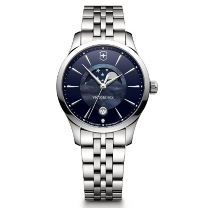 Picture of Victorinox Swiss Army Alliance Small Watch with Blue Dial