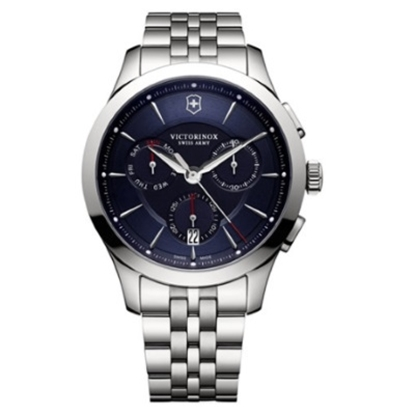 Picture of Victorinox Swiss Army Alliance Chrono with Blue Dial