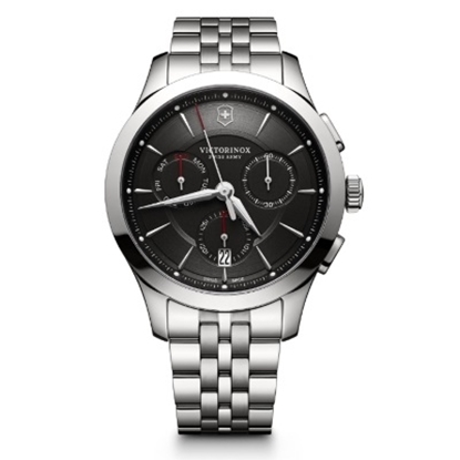 Picture of Victorinox Swiss Army Alliance Chrono with Black Dial