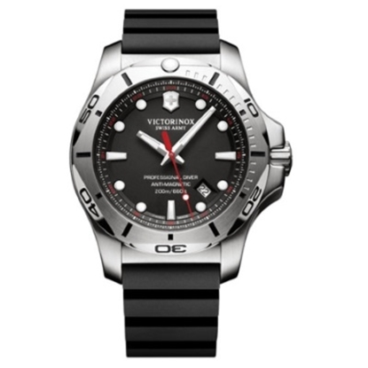 Picture of Victorinox Swiss Army INOX Pro Diver Black Rubber Strap Watch