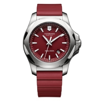 Picture of Victorinox Swiss Army INOX Watch with Red Dial & Strap