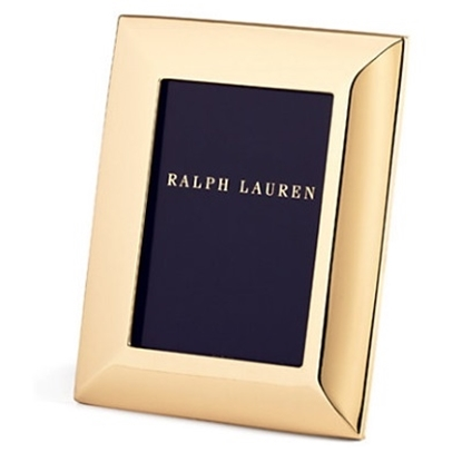 Picture of Ralph Lauren Beckbury 5''x7'' Frame - Gold