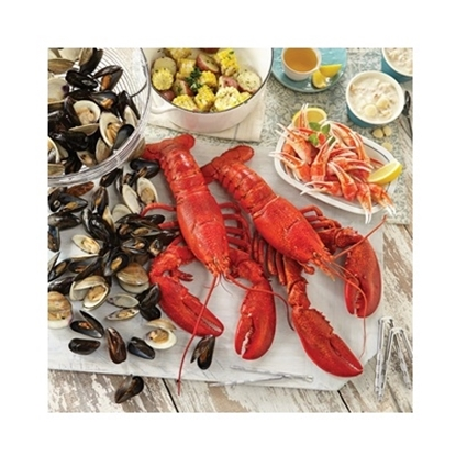 Picture of Lobstergram Boston Party Gram for Four