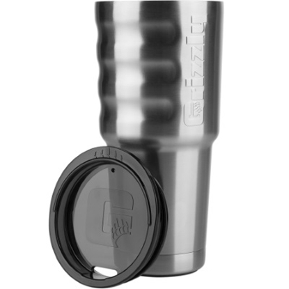 Picture of Grizzly Grip 32-oz. Stainless Steel Tumblers - Set of 2