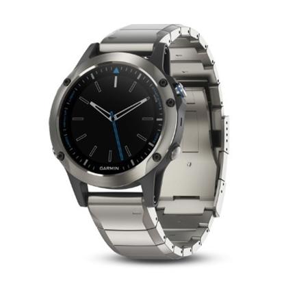 Picture of Garmin quatix® 5 Sapphire Marine GPS Watch with Metal Band