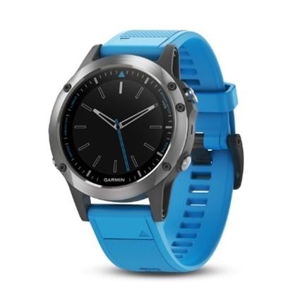 Picture of Garmin quatix® 5 Marine GPS Watch - Blue