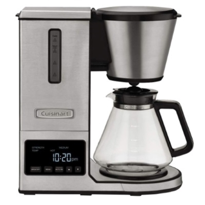 Picture of Cuisinart® 8-Cup Pour Over Coffee Maker with Glass Carafe