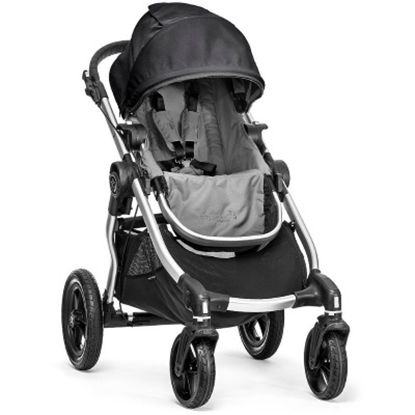 Picture of Baby Jogger City Select Stroller - Black/Gray