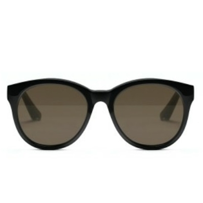 Picture of Elizabeth & James Foster Sunglasses - Black/Brown Mono