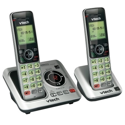 Picture of Vtech Two-Handset Cordless Answering System