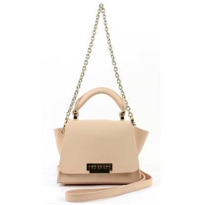 Picture of Zac Posen Eartha Iconic Soft Top Mini Crossbody - Shell