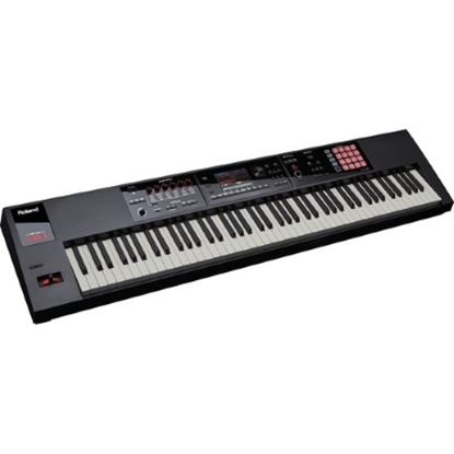 Picture of Roland® FA-08 Music Workstation - Black