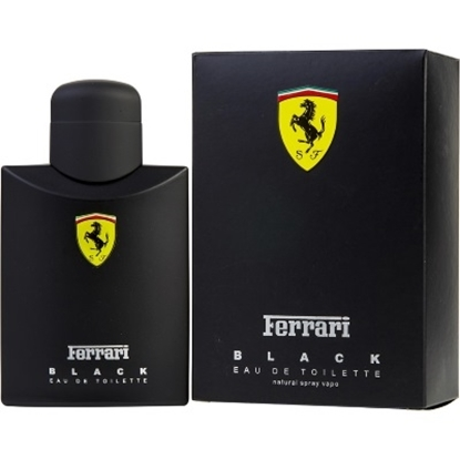 Picture of Ferrari Black Men's EDT - 2.5 oz.