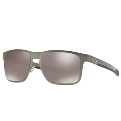 Picture of Oakley Holbrook Metal Polarized - Matte Gunmetal/PRIZM Black