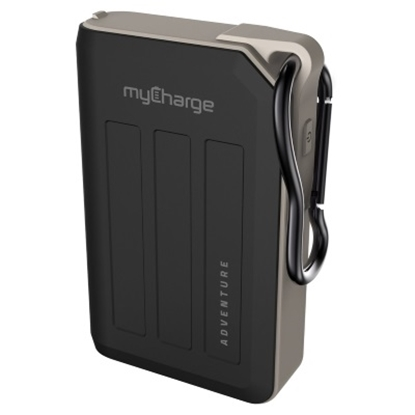 Picture of myCharge® AdventureMax 10050mAh Rechargeable Battery