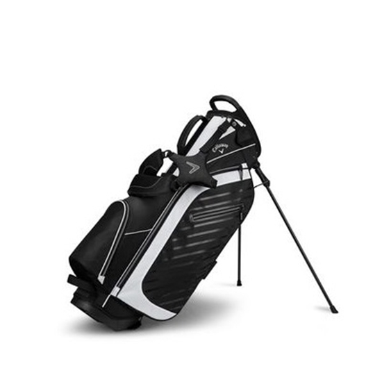Picture of Callaway Fairway Stand Bag - Black/White/Charcoal