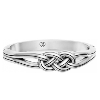 Picture of Brighton Interlok Hinged Bangle