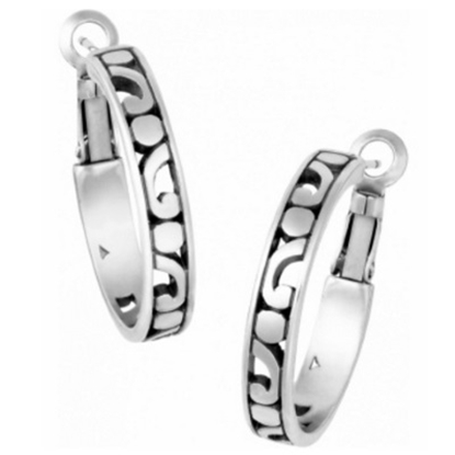 Picture of Brighton Contempo Small Hoop Earrings