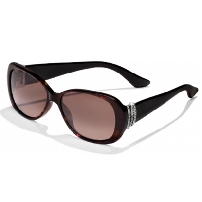 Picture of Brighton Neptune's Rings Sunglasses  - Tortoise/Black