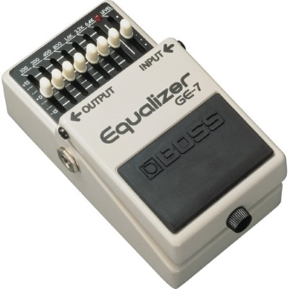 Picture of BOSS Graphic Equalizer Pedal
