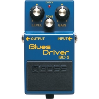 Picture of BOSS Blues Driver Distortion Pedal