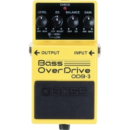 Picture of BOSS Bass OverDrive Pedal