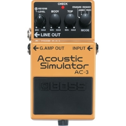 Picture of BOSS Acoustic Simulator Pedal