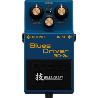 Picture of BOSS BD-2W Blues Driver WAZA Craft Pedal