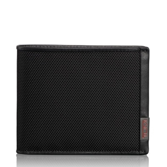 Picture of Tumi Alpha Global Wallet with Coin Pocket