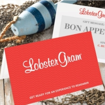 Picture of Lobster Gram Gift Certificate - $150