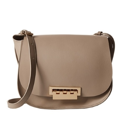 Picture of Zac Posen Eartha Iconic Saddle - Beige