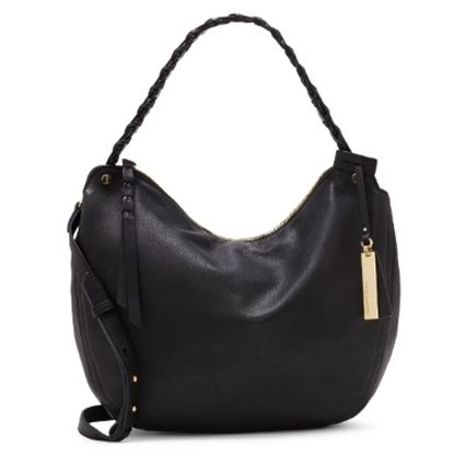Picture of Vince Camuto Luela Small Hobo - Black