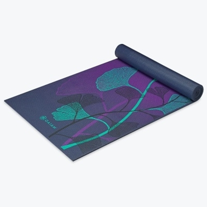 Picture of Gaiam® Lily Shadows Yoga Mat - 6mm