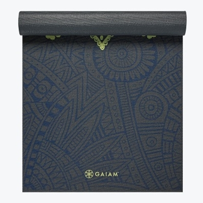 Picture of Gaiam® Sundial Layers Yoga Mat - 6mm