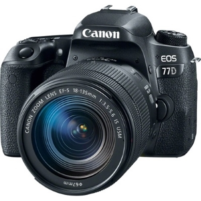 Picture of Canon 24.2MP Digital SLR with 18-135mm Lens & 8GB SD Card