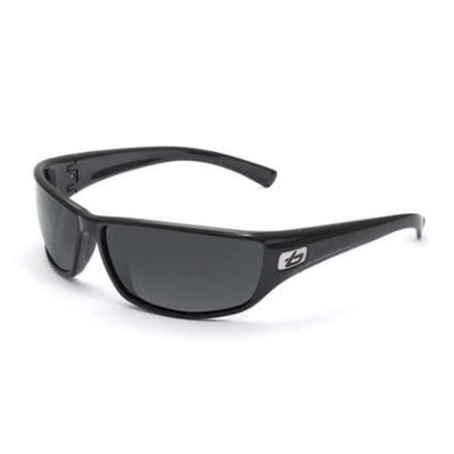 Picture of Bolle Python Polarized TNS Sunglasses - Shiny Black