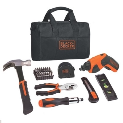 Picture of Black & Decker™ 4V MAX* 42-Piece Project Kit