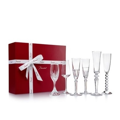 Picture of Baccarat Champagne Flute Set