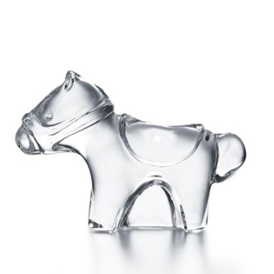 Picture of Baccarat Minimals Horse